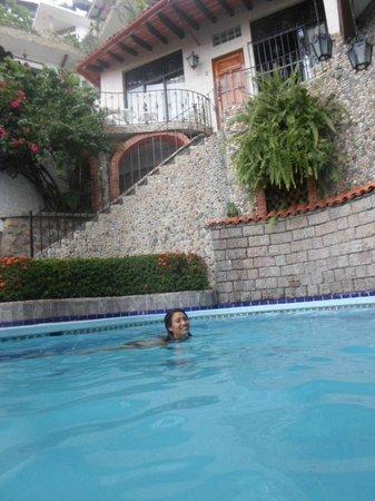 Casa Anita y Corona del Mar: ALBERCA