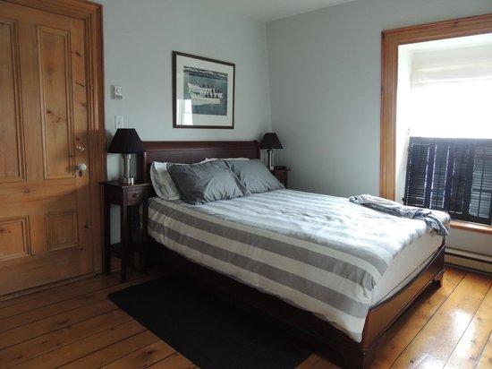 Sail Inn B&B: ah, comfort and sleep