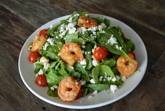 Pomo Pizzeria Napoletana - Phoenix: Gamberetti Salad