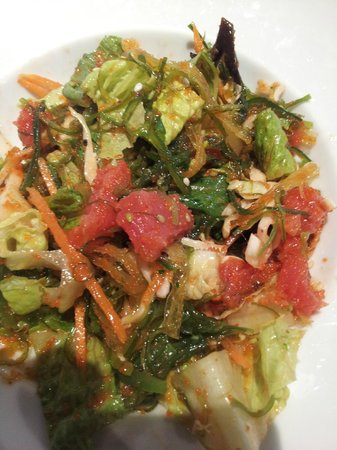 Little Tokyo: Ahi Poke Salad