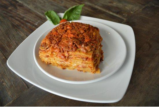 Pomo Pizzeria Napoletana - Phoenix: Lasagna Bolognese al Forno