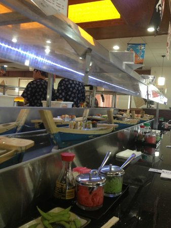 Kobe Sushi Buffet