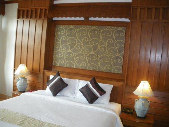 Tony Resort : notre chambre au 5ième et dernier étage