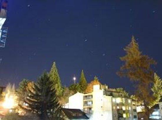 Rodinia Hostel: Vista desde el hostel