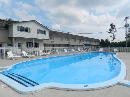 C-Way Motel : Pool