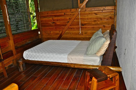 Omega Tours Eco Jungle Lodge : Relaxing!  Listen to all the jungle noises