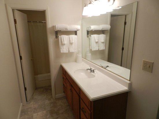 C-Way Motel : Bathroom