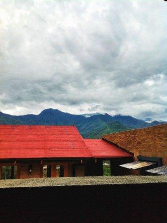 La Villada Inn: Vista de la habitacion