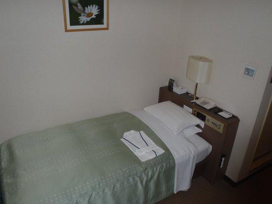 Hotel Sunroute Aomori : 客室