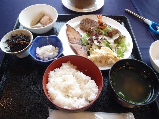 Hotel Sunroute Aomori : 朝食