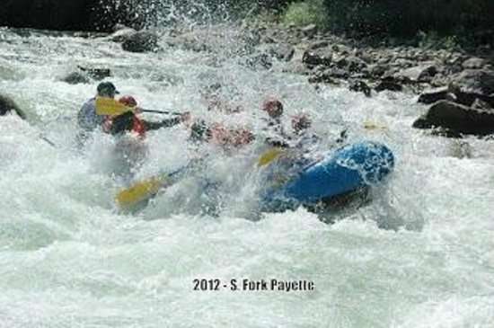 Bear Valley Rafting: S. Fork Payette