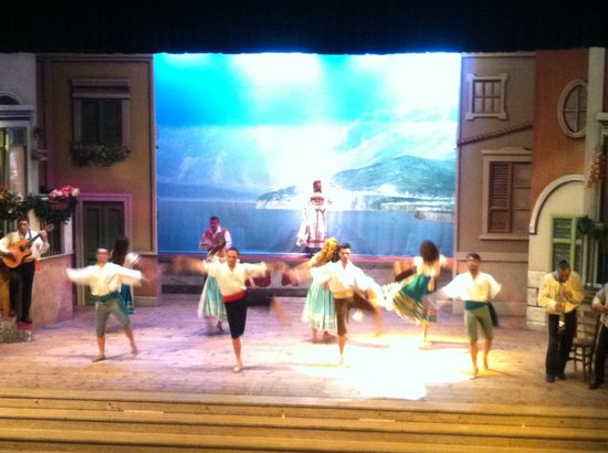 Teatro Tasso - Sorrento Musical : Great Theater To See A Show If In Sorrento.