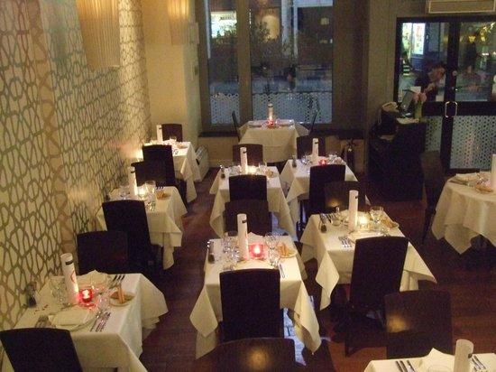 Bevismarks The Restaurant Main Floor Valentine S Day Decoration