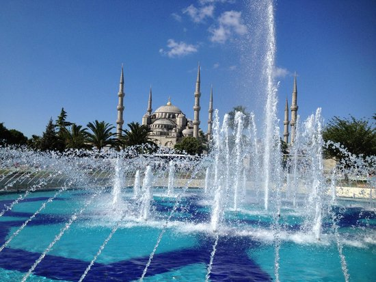 Nobel Hotel: The Blue Mosque