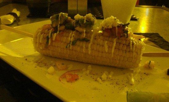 Fuego Bar & Grill: market elote corn