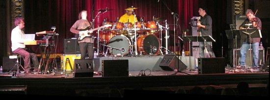 The Mauch Chunk Opera House: Billy Cobham Spectrum Band January 2013