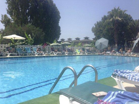 Bahar: Pool View