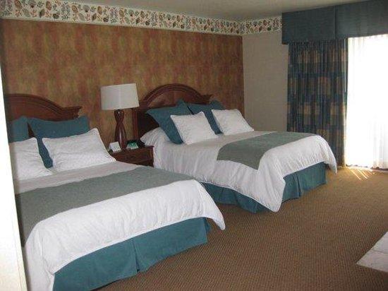 456 Embarcadero Inn & Suites: Nice big rooms