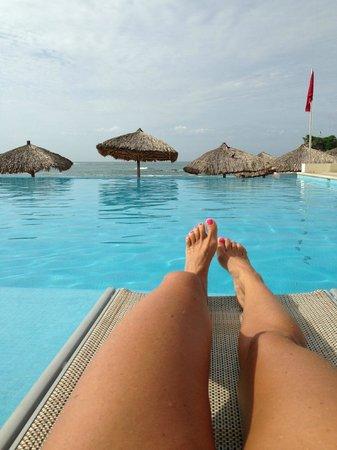 Dreams Huatulco Resort & Spa: Relax