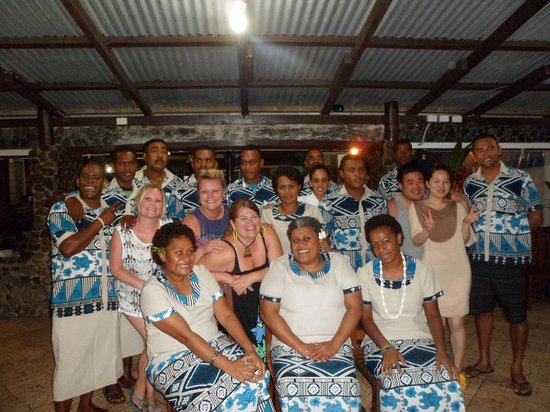 Coralview Island Resort: Coralview Staff & Guests