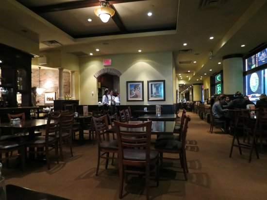 Bar Do Restaurante Picture Of Olive Garden New York City Tripadvisor