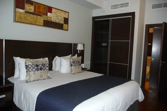 Marriott Executive Apartments Panama City, Finisterre: one-bedroom apartment