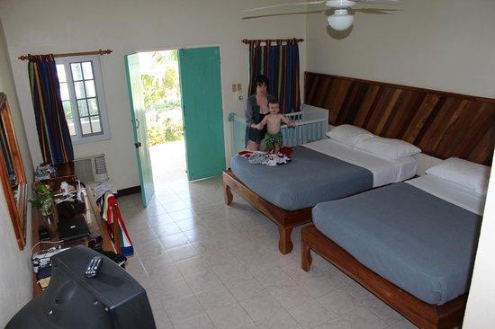 Samsara Cliffs Resort: Our room