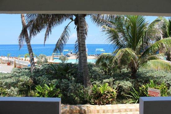 Samsara Cliffs Resort: View from our room