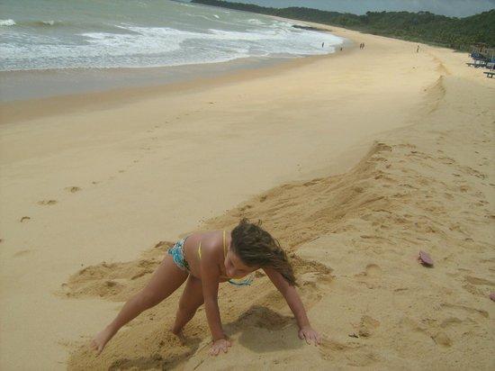 Rio Verde Beach: Praia do Rio Verde, paz e muita natureza