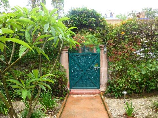 Casa de la Vida: Entrance to La Casa de Vida.