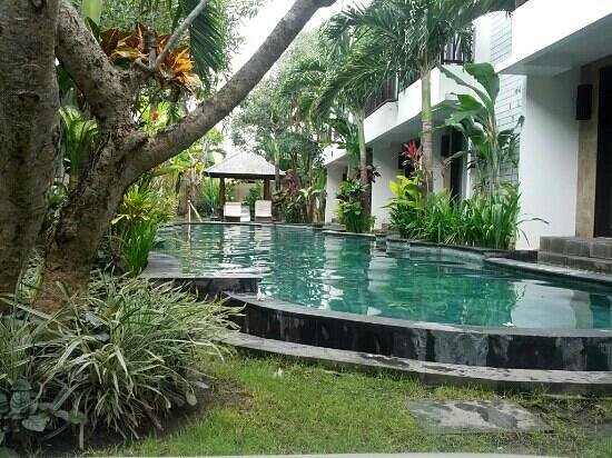 Seminyak Town House: swimming pool