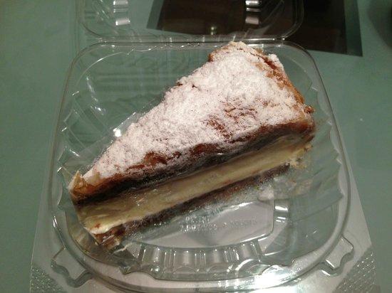 Baklava Cheesecake at Silver Moon II Restaurant - Baltimore