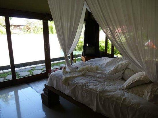 Villa Nirvana Bali: Bedroom