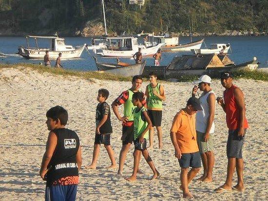 Pousada Tartaruga: imagen de playa