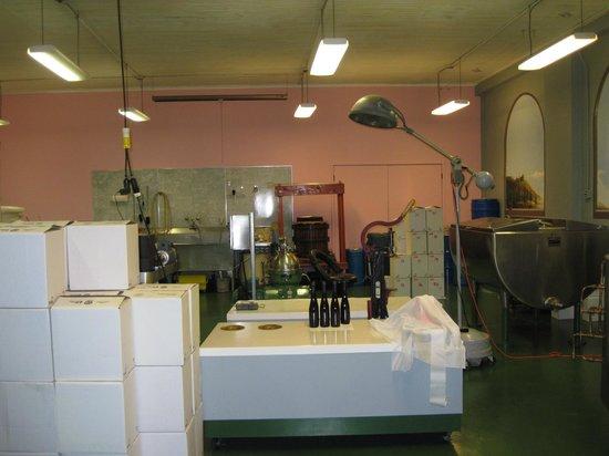 Shallon Winery : winery tour
