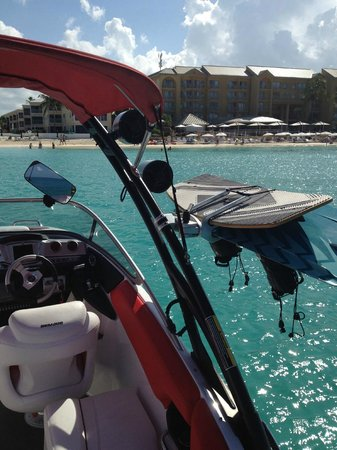 Wakeboard Cayman: Boat 2