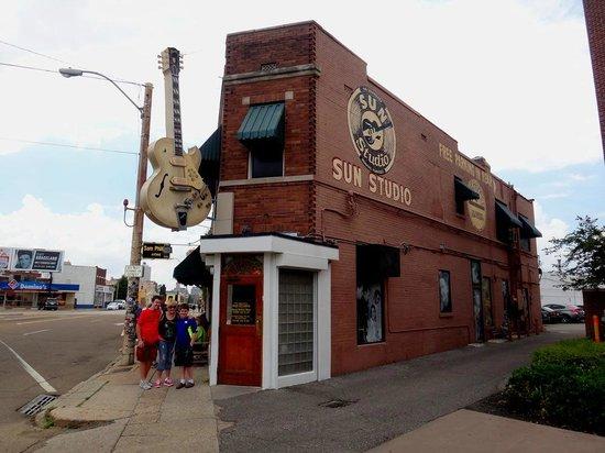 Backbeat Tours: Sun Studio