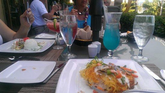 Waterfront Restaurant: Opakapa En Bastille