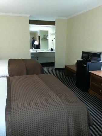 Best Western Mckenzie : Double ground floor room