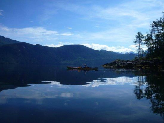 Talaysay Tours: Hotham Sound, BC