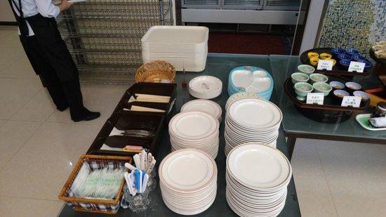 Feel Unazuki: Traditional Japanese Style Buffet Breakfast