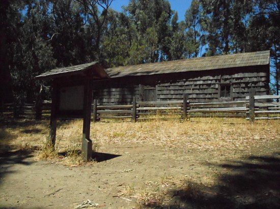Oldest building in big sur cooper cabin picture of for Big sur national park cabins