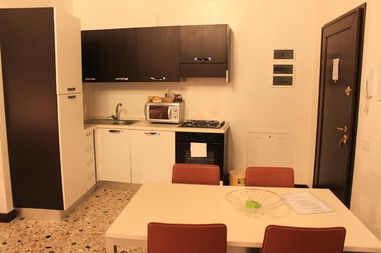 Ca' Sant'Angelo : Kitchen/dining