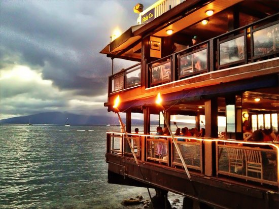 Lahaina fish co menu prices restaurant reviews for South maui fish company