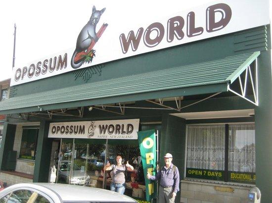 Opossum World