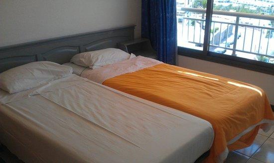 Tindaya Executive Apartments : Bedroom 1