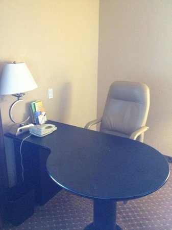 La Quinta Inn & Suites New Braunfels : King Room Workdesk