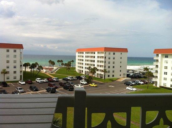 El Matador : Our View From Balcony