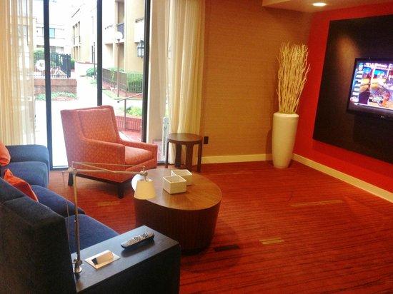 Courtyard Augusta : Lobby