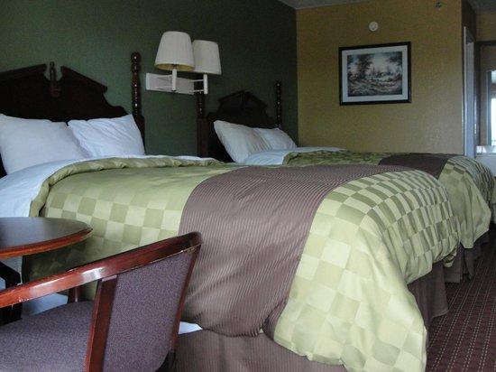 Executive Inn Opp: guest room